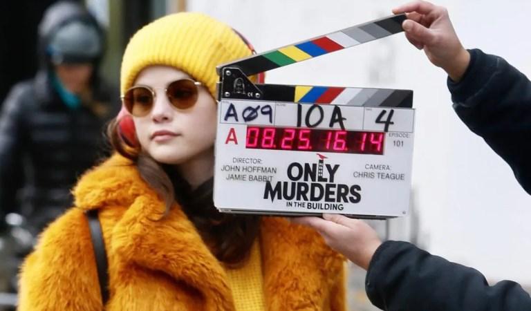 Selena Gomez resuelve un misterioso asesinato en 'Only Murders in the Building' 🎞️🙌🏻
