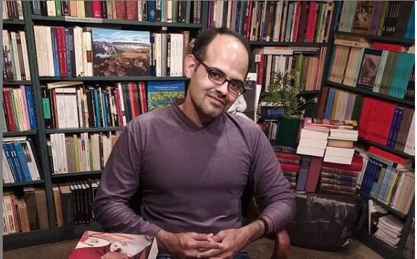 Rafael Urdaneta presenta su primera novela: 3 estaciones en cuarentena