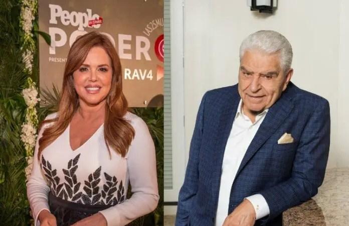 Maria Celeste Arrarás y Don Francisco se unen a CNN en español