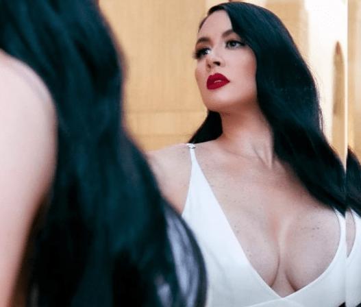 Te vas a quedar loco con lo transparente: Diosa Canales publica video presumiendo su lencería