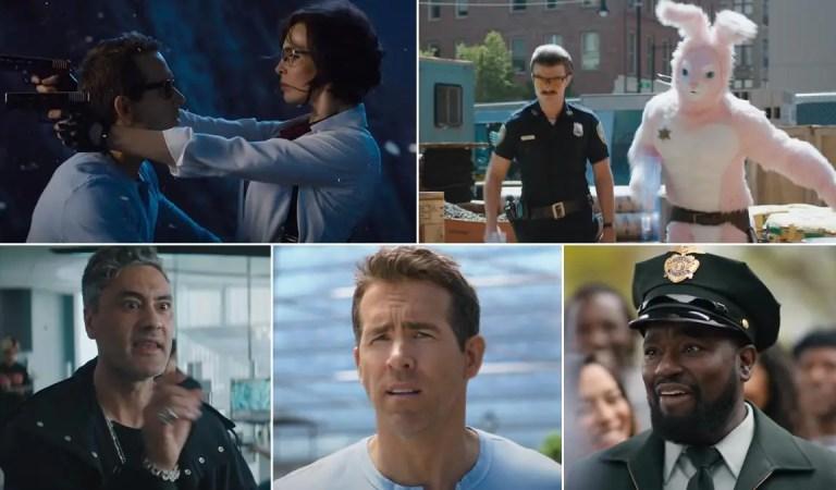El nuevo tráiler de «Free Guy» convierte a Ryan Reynolds en un héroe de los videojuegos