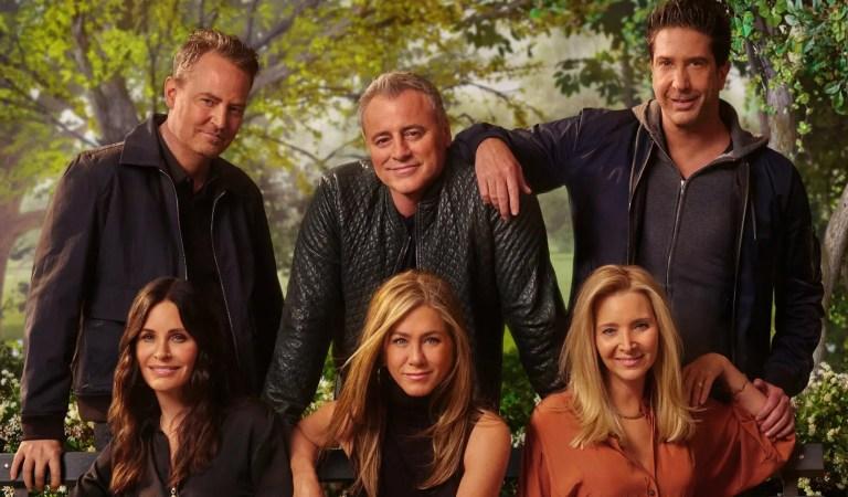 Friends: La Reunión ha triplicado el salario del elenco principal