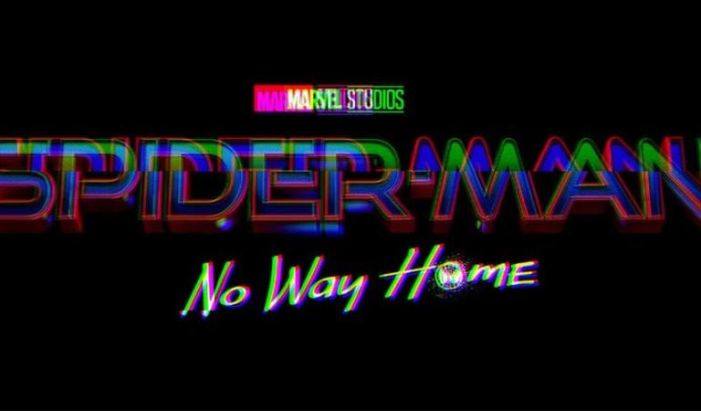 El video del título de Spider-Man: No Way Home tiene un glitch al estilo de Spider-Verse