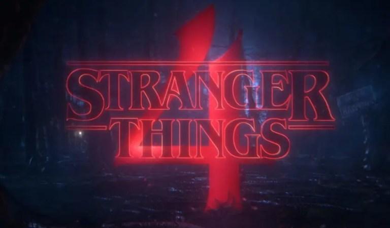 Stranger Things:  La cuarta temporada comienza a construir el final de la serie