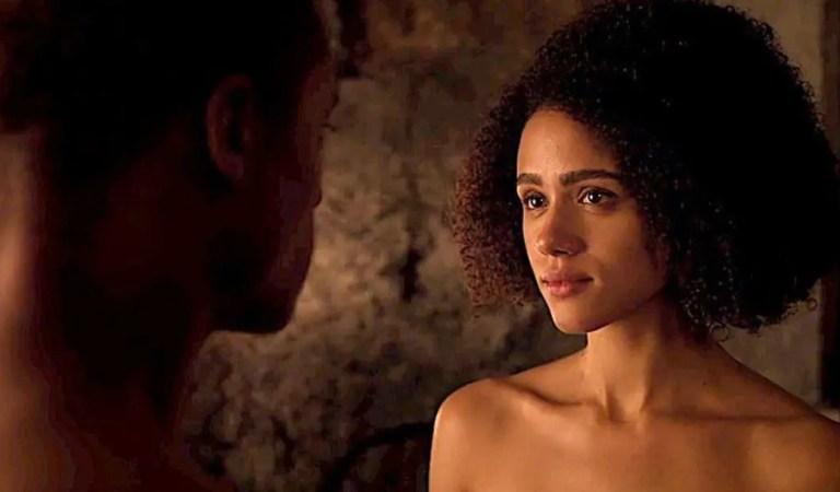 Nathalie Emmanuel habla de los desnudos que tuvo que realizar en Game Of Thrones