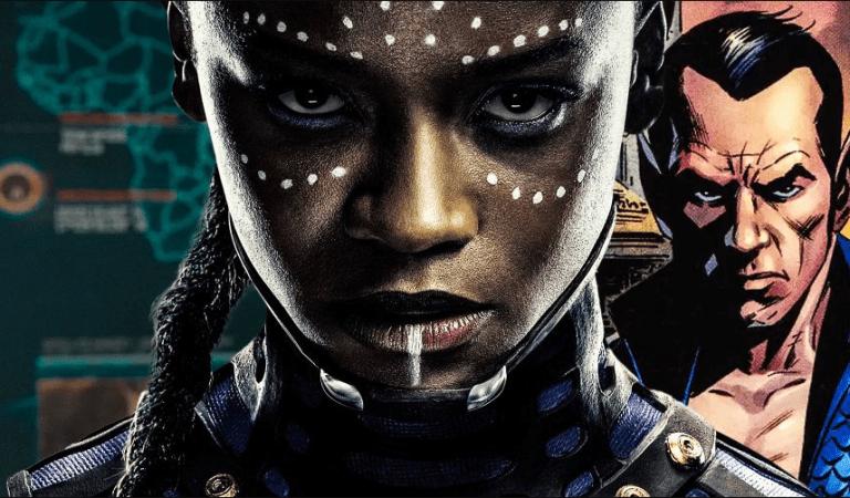 Una foto del set de Black Panther 2 insinúa escenas submarinas… ¿con Atlantis?