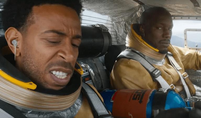Tyrese Gibson pensaba que el F9 que iba al espacio era una broma