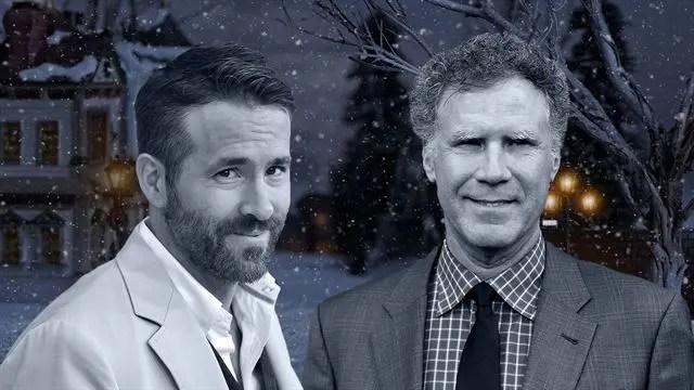 Spirited: Ryan Reynolds anunció el rodaje de la película junto a Will Ferrell