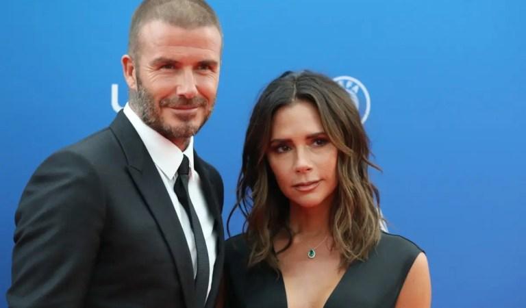 ¡Más enamorado que nunca! David Beckham celebró 22 años de matrimonio con Victoria