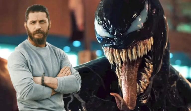 Guionista de Venom 2 revela la razón por la que Tom Hardy tiene un crédito argumental en la secuela