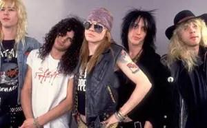Guns N' Roses estrenó su primer tema inédito en 13 años 💿🎶