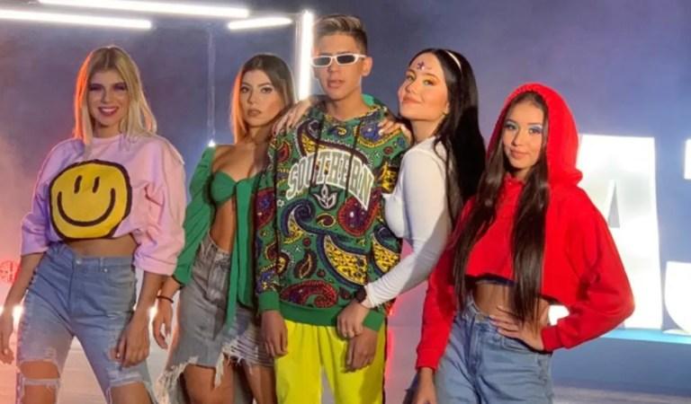 «Tiktoker»: El cantante venezolano AJ tiene nuevo promocional
