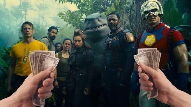 El Escuadrón Suicida de James Gunn logra 26,5 millones de dólares en su decepcionante debut en taquilla