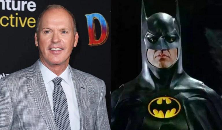 Michael Keaton habla de volver a interpretar a Batman en la película de The Flash