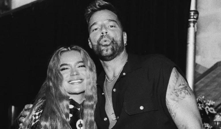 ¿Se viene? Ricky Martin habló de su colaboración con Karol G