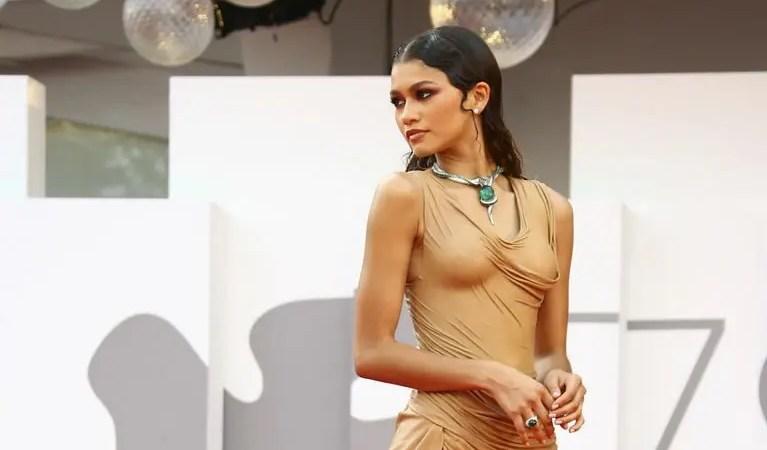 Zendaya se convierte en «trending topic» por su look en Venecia
