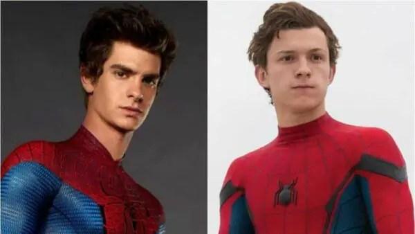 Andrew Garfield cree que Tom Holland es el Spider-Man perfecto