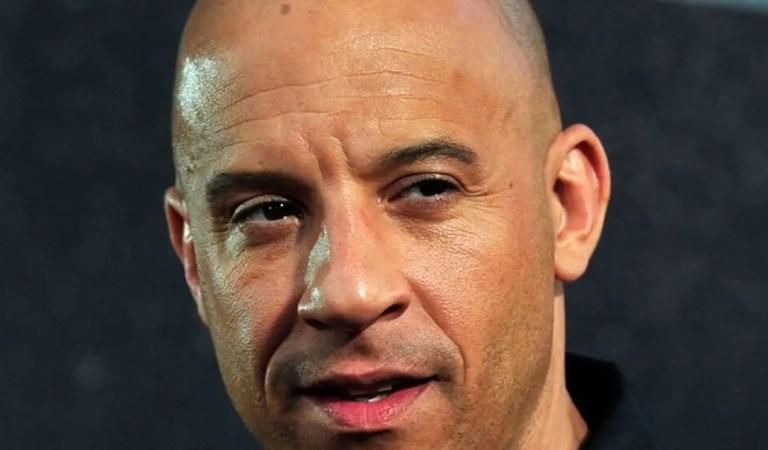 Vin Diesel se hace viral tras ser fotografiado con varios kilos de más 🛥📸