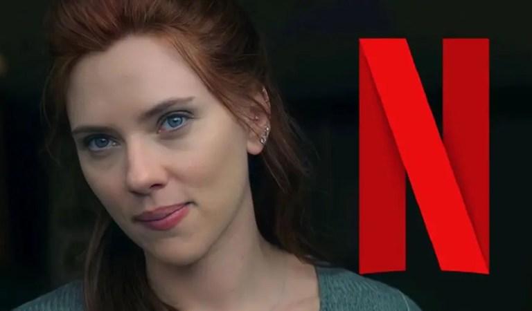 El CEO de Netflix comenta la demanda de Scarlett Johansson y Disney