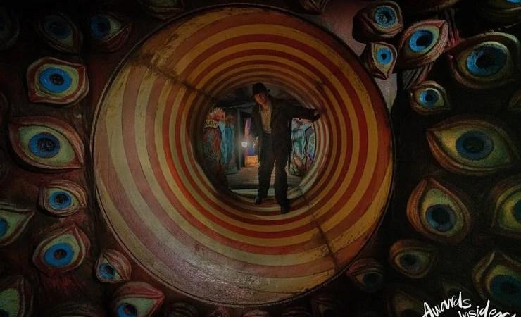 Nightmare Alley: Primeras imágenes de la nueva película de Guillermo del Toro