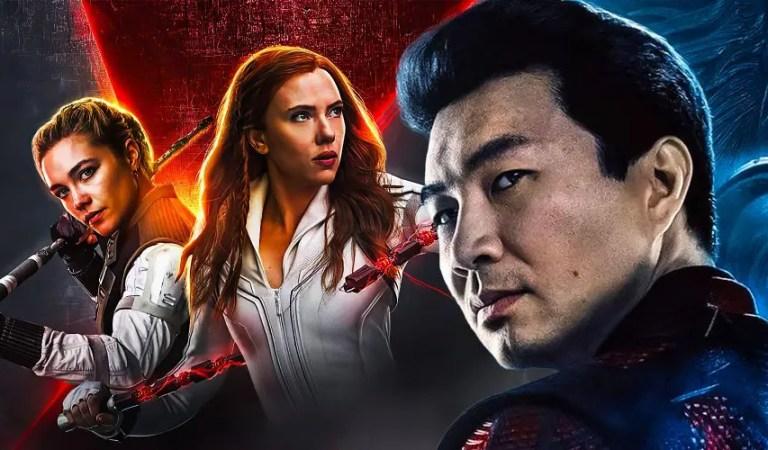 Shang-Chi se dispone a superar a Viuda Negra como película más taquillera de 2021