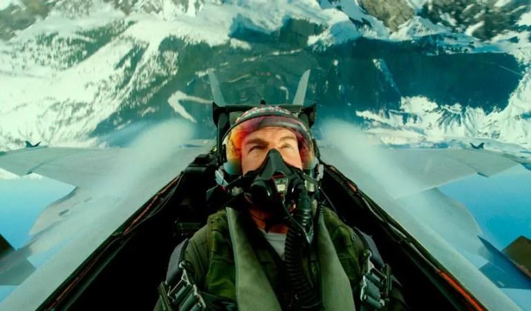 Tom Cruise ayudó a desarrollar un programa de entrenamiento de acrobacias para los protagonistas de Top Gun 2
