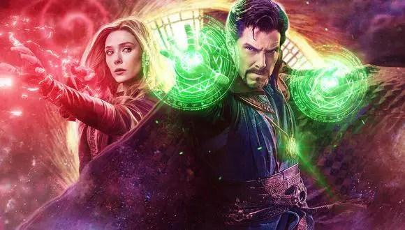 La foto tras bastidores de Doctor Strange 2 celebra el final del rodaje de Elizabeth Olsen
