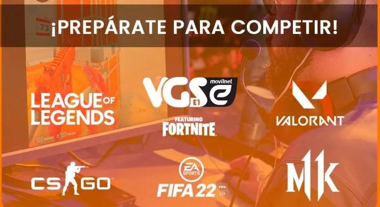 ¡A competir! Las inscripciones de Venezuela Game Show 2021 ya están abiertas