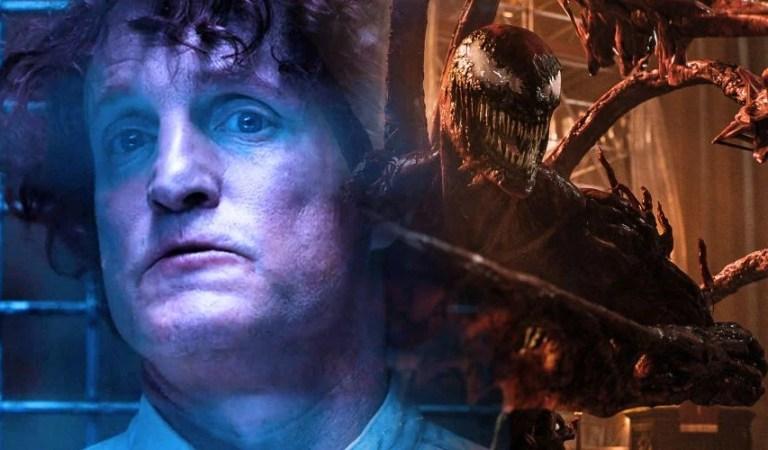 Woody Harrelson estaba nervioso rodando la escena post-créditos de Venom
