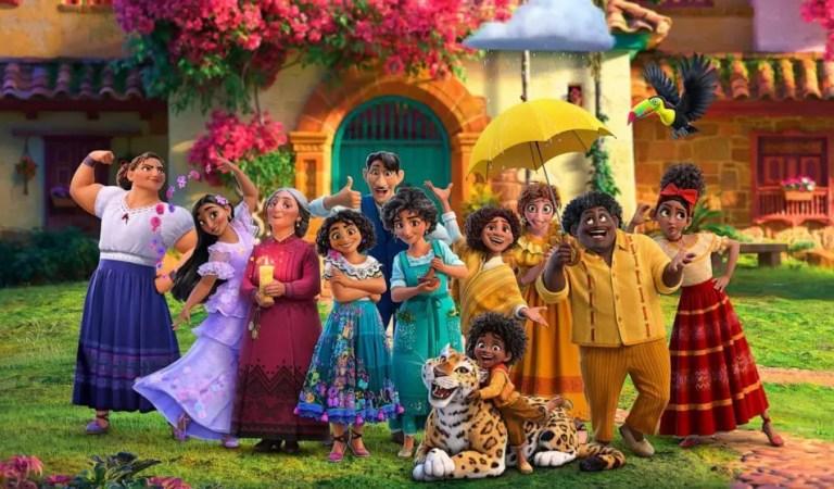 """Disney anunció """"Encanto"""", un homenaje a la diversidad en Colombia 🇨🇴✨"""