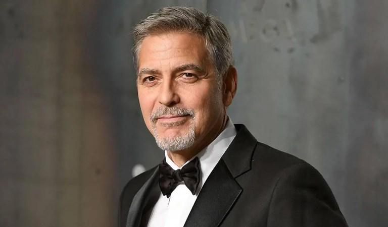 ¿Quiere ser político? George Clooney aclaró rumores de postulación a cargos públicos