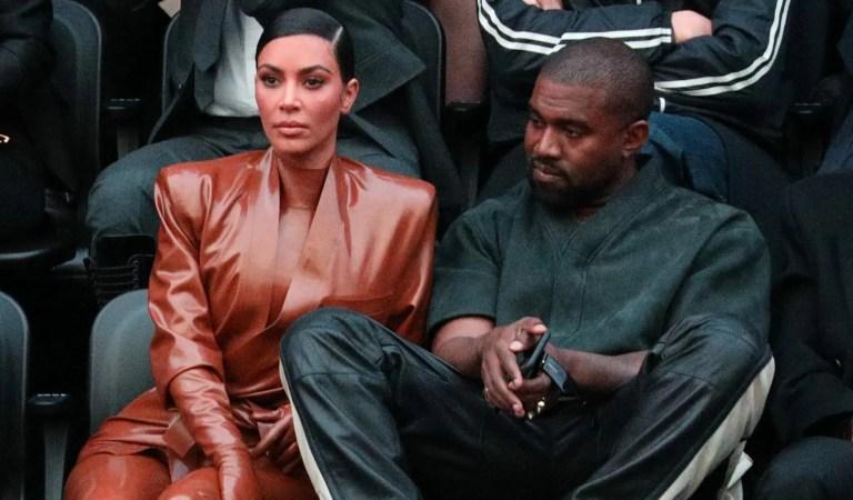 Todavía están sacando cuentas: Kim Kardashian y Kanye West siguen en proceso de divorcio