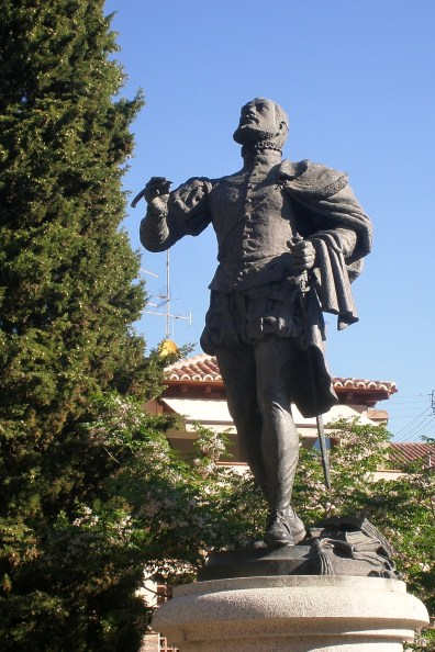 Monumento a Garcilaso de la Vega
