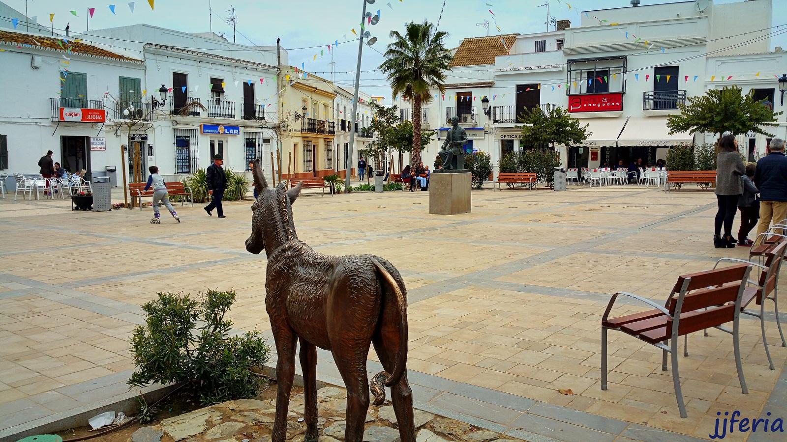 Plazas de Moguer