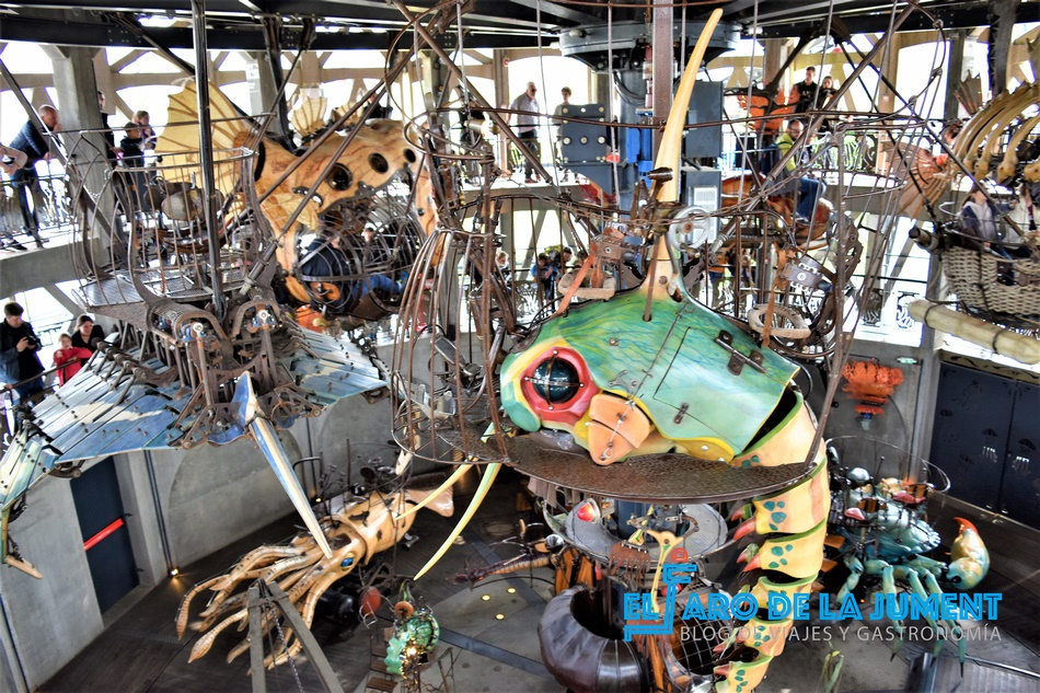 Las Maquinas de Nantes