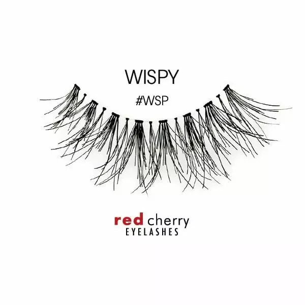 Red Cherry Wsp Wispy Mask Line Cosmetics