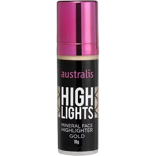 Australis - Mineral Liquid Highlighter