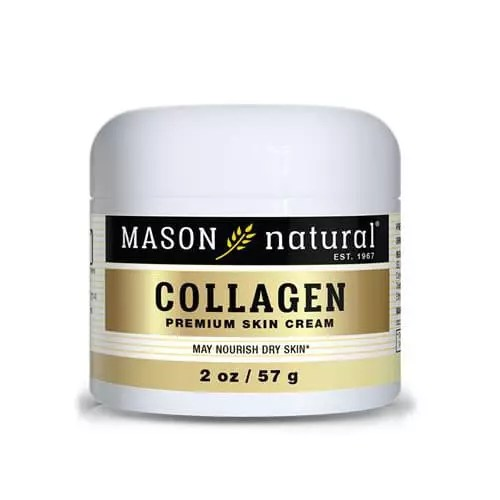 Mason Natural, Collagen Beauty Cream