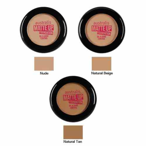 Matte Up Foundation