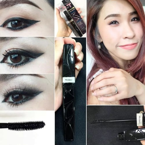 Mistine Pro Long Big Eye Waterproof Mascara