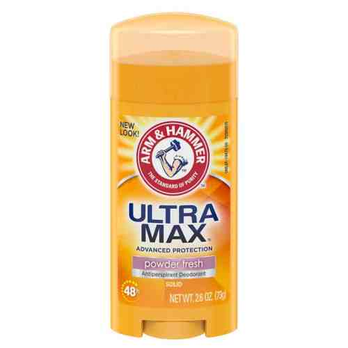 Arm & Hammer UltraMax Powder Fresh
