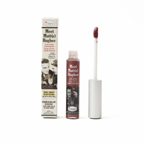 MEET MATT(E) HUGHES® - Long Lasting Liquid Lipstick, Charming