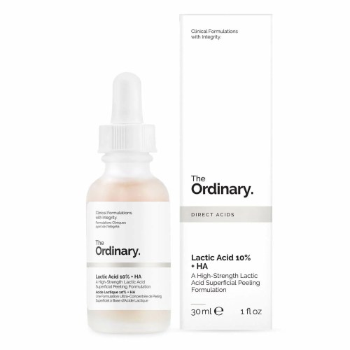 The Ordinary - Lactic Acid 10% + HA 2%