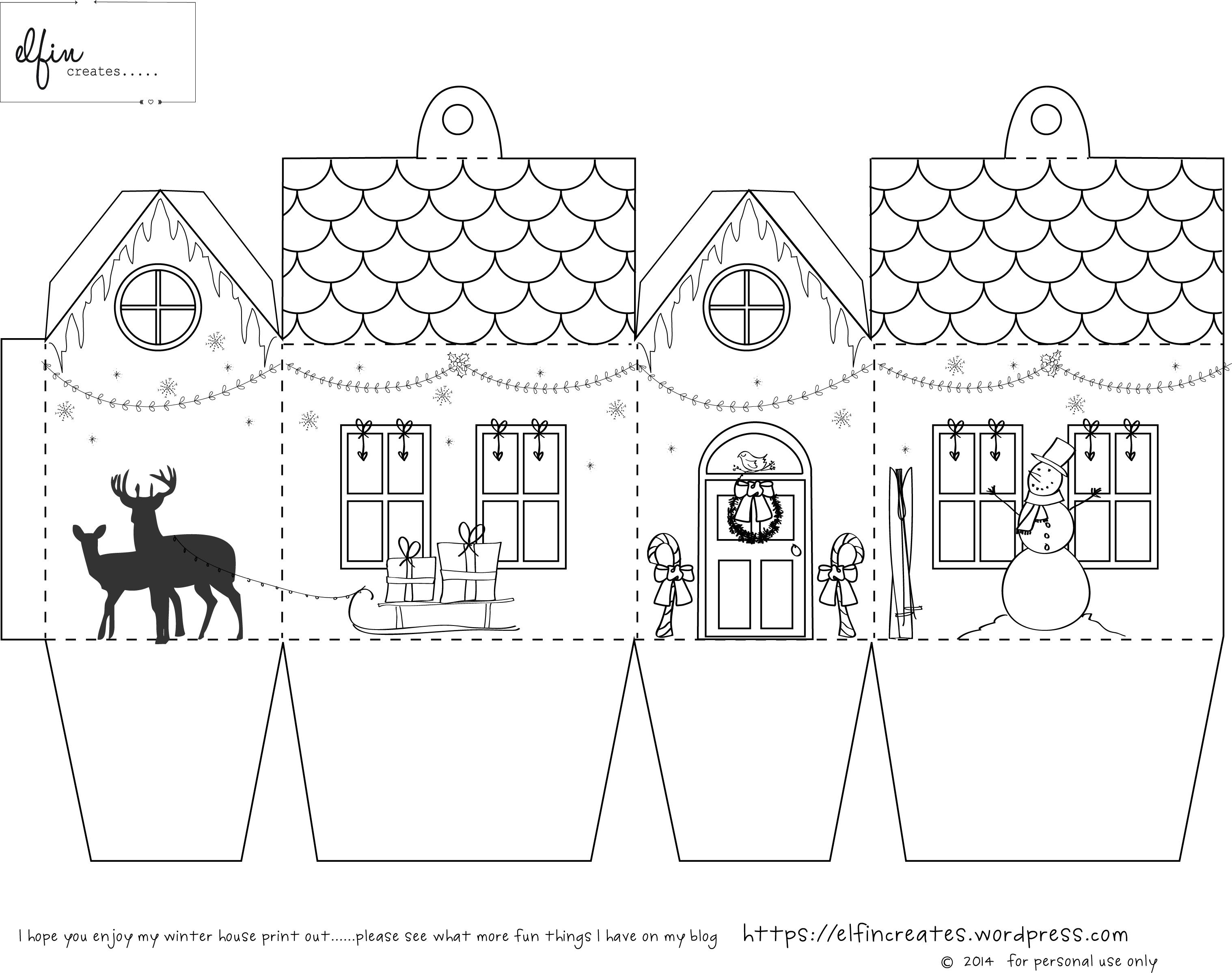 Little Winter House