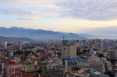 Batumi from above :)