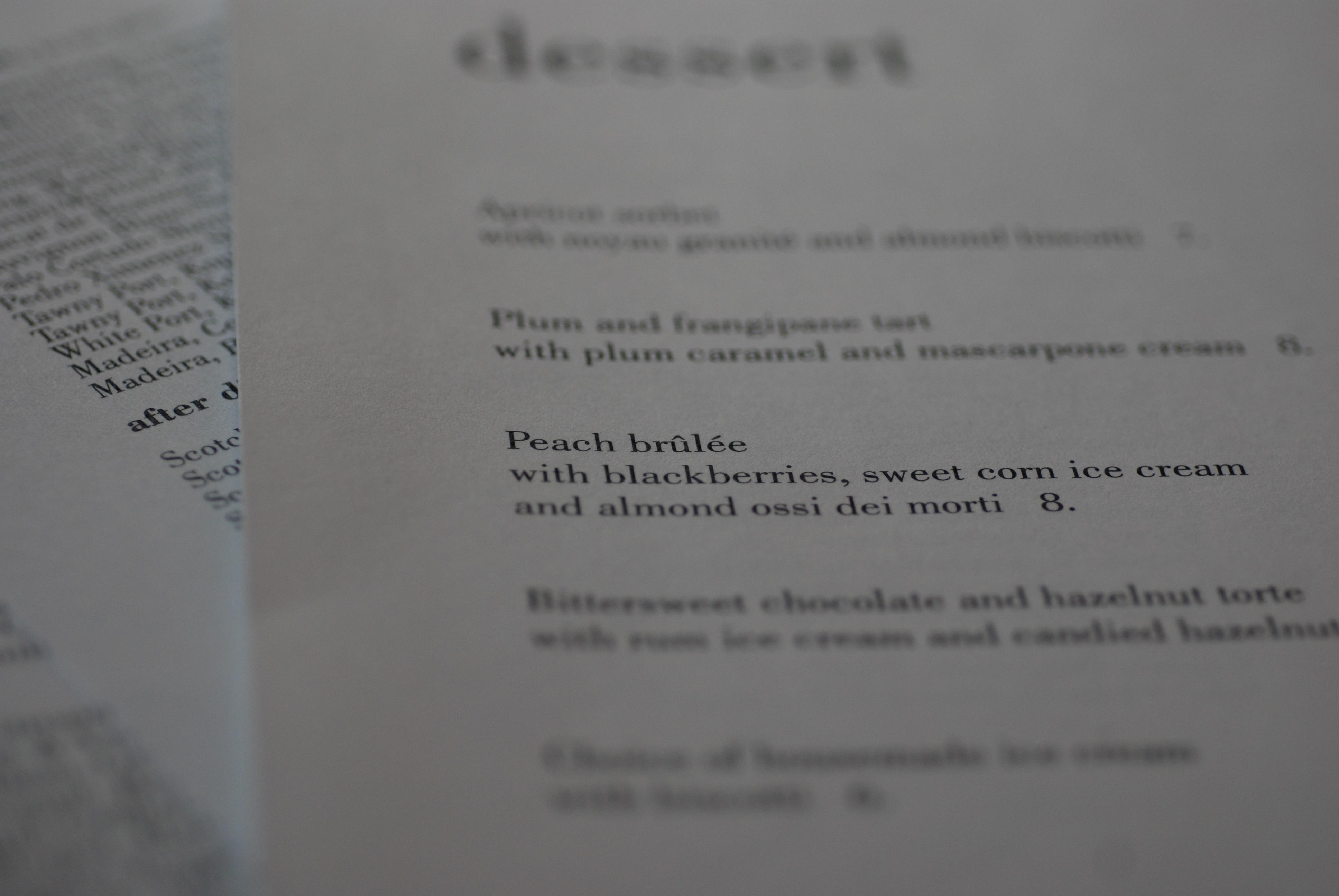 dessertonmenu