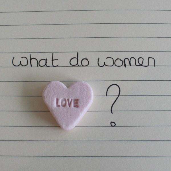 Wat zoeken vrouwen in een man?
