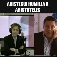 Carmen Aristegui exhibe a Aristóteles Sandoval, este le responde con mentiras y defendiendo a Peña