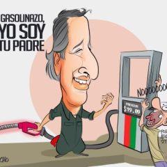 """El Gasolinazo se hizo """"por amor a México"""" Pepe Meade"""