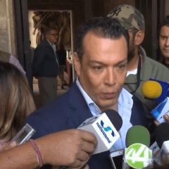 """Crisis en el forense está """"prácticamente solucionada"""", Chino López Lara"""
